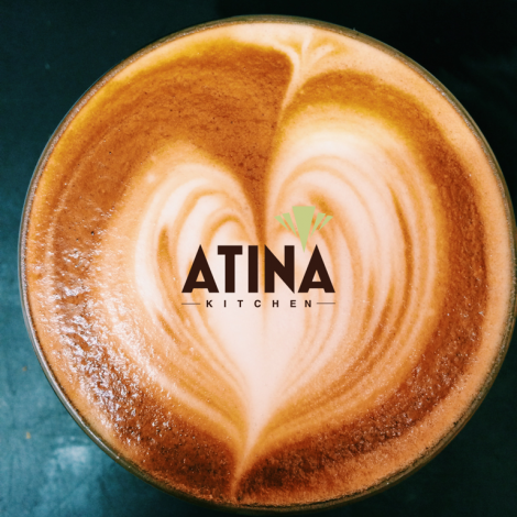 atina kitchen coffee