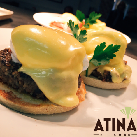 brunch at atina